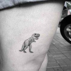 22 Outstanding Dinosaur Tattoos