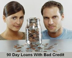 It is so easy for everyone to avail of loan since many loan providers are widely available online. Here, you can visit our loan website to apply for a loan. You can go online and avail for 90 Day Loans With Bad Credit so as to acquire instant money. These loans are small borrowing plans and people can obtain an amount up to $1500 for a time period of ninety days. You don't need to pledge any type of collateral at the time of availing this loan.