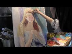 Figure painting, oil painting, tutorial, body, art lessons, how to draw portrait, how to paint portraits, face