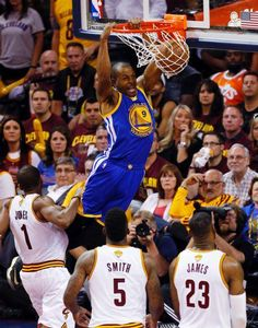 Congratulations Andre Iguodala on being the NBA Finals MVP!