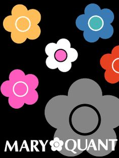 Mary Quant iconic flower