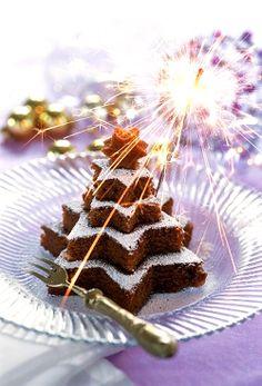 Gâteau / Sapin de Noël.