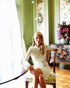 gorgeous hair!! Gwyneth Paltrow