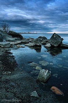 """Approaching Storm""....  Hamilton, Ontario"