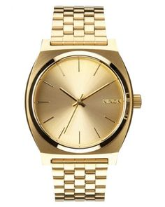 Nixon TIME TELLER Uhr in Gold