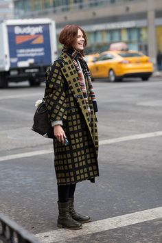 On the Street….After Creatures of the Wind, New York