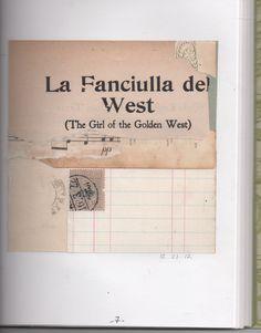 P.7 La Fanciulla del West | Flickr Susan Gilman Jokels
