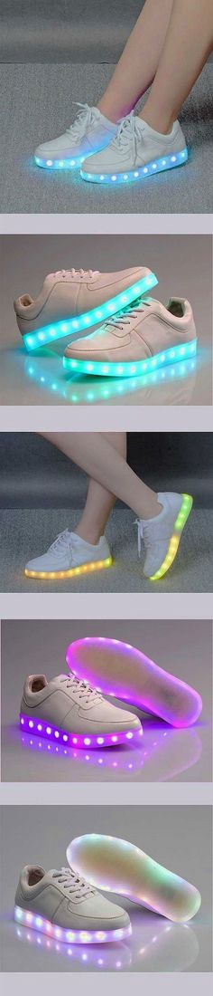 These are the coolest shoes I've ever seen!