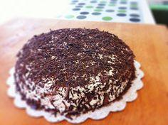 Black Forest cake (Eggless)