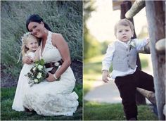 Rustic Ring Bearer Outfit