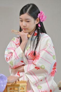 Shogi player / Beni Takemata