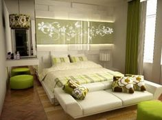Feng Shui Bedroom decor
