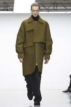 Sean Suen Menswear Fall Winter 2016 London