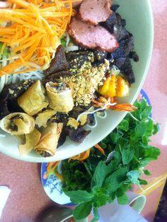 Vietnamese eats in Port Arthur, Texas.