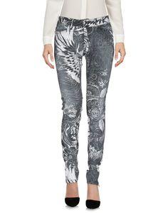 #JUST CAVALLI Damen Hose Farbe Blei Größe 1, 13023380BD-1
