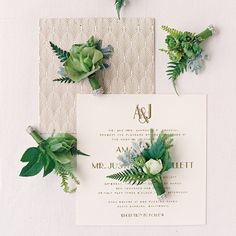 """""""Lovely to see these fresh invitations on @smpweddings Real treat to work with @jillandcoevents @mindyricedesign and the masterful eye of @josevilla #lovewhatido #santabarbara"""" Photo taken by @lazaropress on Instagram, pinned via the InstaPin iOS App! http://www.instapinapp.com (10/12/2015)"""