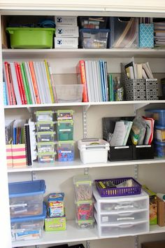 A Tour Of Our Homeschool Classroom