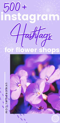 Are you struggling to make your small floristry business stand out on social media? I'm sharing 10 top tips that will turn that right around! Click to read how location settings, account type, and editing apps could make the world of difference >> ukwordgirl.com {#floristry | Small Biz Tips | Small Flower Shop | Social Media For Business } Tips Instagram, Instagram Marketing Tips, Small Flowers, My Flower, Business Hashtags, Flowers Instagram, Editing Apps, Local Florist, 10 Top