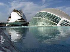 Palau de les Art of Valencia.