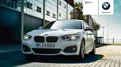 Uusi BMW 1-sarja on tässä