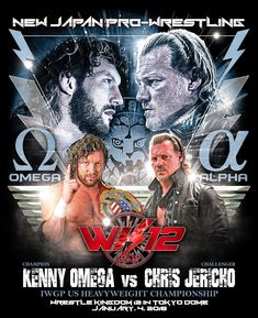 This match surprised me a lot! Just awesome. Y2J is still the GOAT. But Kenny is the best in the world.