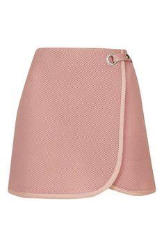 Airtex Wrap Skirt