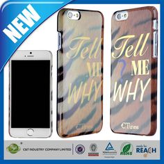 tell my why design for iphone 6