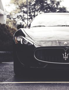 automotivated:  Maserati GranTurismo Sport (by Collin Gray Photography)// oh my word it is beautiful