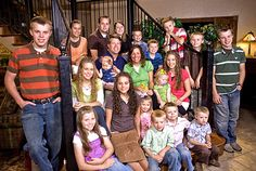 The Duggar Family  Is 1 Of The Most Inspiring Familys In The WORLD! They r my insperation!