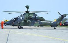 Eurocopter Tiger | Eurocopter Tiger UHT: Kampfhubschrauber Tiger der Bundeswehr