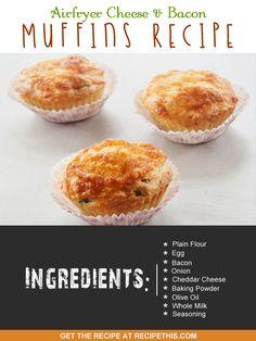 Airfryer Recipes | Airfryer Cheese