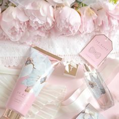 Ted Baker Fragrant Bloom: A Chatsworth House Inspired Collection - Love Catherine Princess Aesthetic, Pink Aesthetic, Perfume, Jolie Photo, Everything Pink, Girly Things, Girly Stuff, Pretty Makeup, Smell Good
