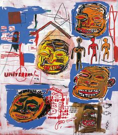 Jean-Michael Basquiat: Cathode