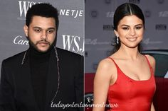 Amercian actress and singer Selena gomez and the Canadian singer The Weeknd are dating each other via  several steamy photographs of the duo kissing and cuddling.