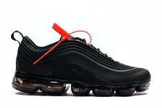77ee31a09963 New 2018 Nike Air Max 97 VaporMax KPU Triple black