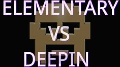 Elementary Vs Deepin : What Would You Choose? You Choose, Linux, Youtube, Linux Kernel, Youtubers, Youtube Movies