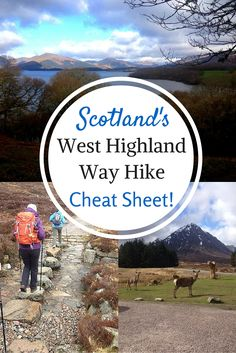 Are you ready to trek the 96 miles of Scotland's West Highland Way? Fear not, here is the ultimate guide on packing, accommodation and a day by day run down. #ScotSpirit