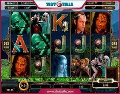 Lord of the rings slot machine free online live casino free bet