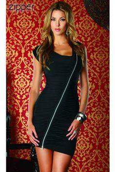 ZIPPER Dámské šaty, párty šaty, společenské šaty