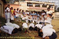 tulsi pujan ,sant shri asharamji bapu