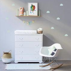 Hot Air Balloon, Sky is the limit art print printable   boy nursery decor, girl nursery, decor ideas for nursery