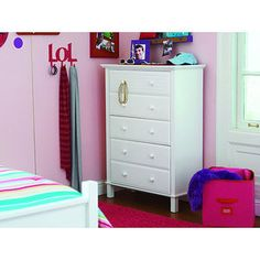 Older girls' dresser for 199.00 at Walmart.com