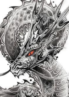 Si Scott, Asian Dragon Tattoo, French Actress, Commercial Photography, Tattoo Designs Men, Olga Kurylenko, Munich, Ukraine, Campaign