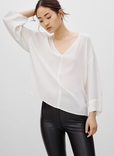 Shin Hyun Ji for Aritzia : Wilfred Free Lookbook