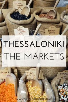 Exploring the markets, art, and food in Thessaloniki with some awesome local tours! Mykonos, Santorini, Greece Vacation, Greece Travel, Greece Trip, Samos, Greece With Kids, Go Greek, Greek Life