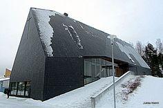 Jyväskylä Kuokkalan kirkko