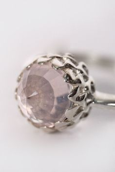 rose quartz protea