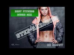 Step Aerobics Music Mix #5 133-136 bpm 58' RR Fitness - YouTube