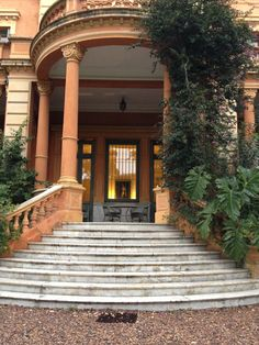 Villa Ocampo Beccar. Buenos Aires.