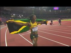 Athletics Women's 100m Final - Full Replay -- London 2012 Olympic Games - YouTube